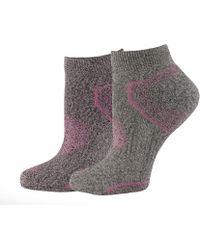 Columbia - Walking Low Cut Socks 2 Pack - Lyst