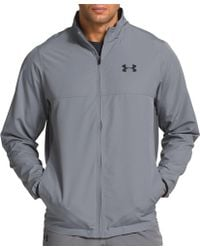 Under Armour | Vital Warm-up Full Zip Jacket | Lyst