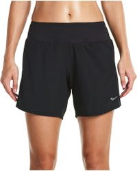Saucony - Lux Running Shorts - Lyst
