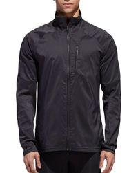 83bb6388a6562 Lyst - adidas Supernova Tko Dpr Jacket in Purple for Men