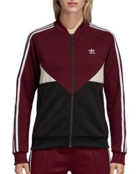 adidas - Originals Clrdo Sst Track Jacket - Lyst