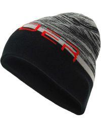 ad84a4dc956bb Spyder Stryke Sweater Cap in Black for Men - Lyst