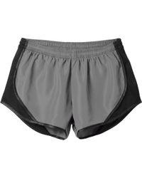 Soffe - Juniors' Team Shorty Shorts - Lyst