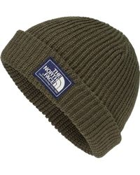 3049e793f22 Lyst - The North Face Salty Dog Beanie Navy in Blue for Men