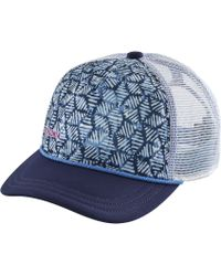 8e4558def7e Lyst - Patagonia Wave Worn Interstate Hat in Blue for Men