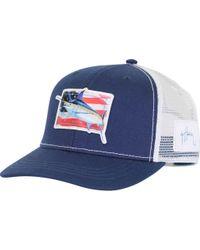 Guy Harvey - Prancer Trucker Hat - Lyst