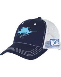 Guy Harvey - Logo Trucker Cap - Lyst