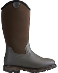Ariat - Conquest Neoprene Insulated Rubber Hunting Boots - Lyst