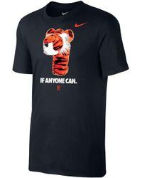 "Nike - Tw ""if Anyone Can"" Golf Tee - Lyst"