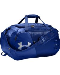0ed3ab848 Under Armour Men's Ua Undeniable 3.0 Small Duffle Bag in Green for Men -  Lyst