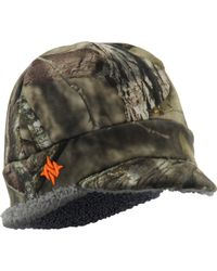 2e4618f19698 Nomad Camo Beanie in Green for Men - Lyst