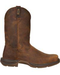 Durango - Rebel Pull-on Western Boots - Lyst