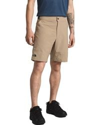 d464509c3f The North Face Tribe Cargo Shorts in Natural for Men - Lyst