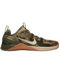 Nike - Metcon Dsx Flyknit 2 Camo Training Shoes - Lyst