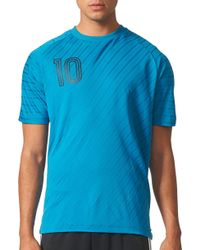 adidas - Tango Player Icon Climalite Soccer Jerse - Lyst