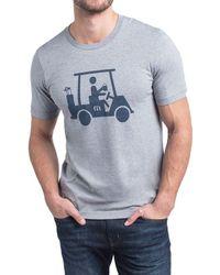 Travis Mathew - Mapes T-shirt - Lyst
