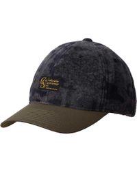 61b40a89fdb Lyst - 10.Deep J Evans Fleece Bucket Hat in Black for Men