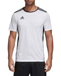 adidas - Entrada 18 Soccer Jerse - Lyst