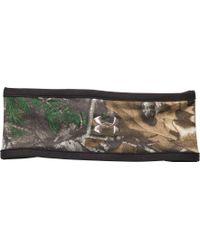 Under Armour - Coldgear Infrared Fleece Camo Headband - Lyst