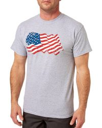 bbf7f5ecf5 DICK'S Sporting Goods - Short Sleeve Americana T-shirt - Lyst
