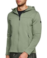Under Armour - Sportstyle Elite Utility Full Zip Hoodie - Lyst