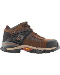 """Timberland - Pro Hyperion 4"""" Waterproof Alloy Safety Toe Work Boots - Lyst"""