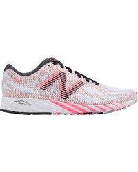 info for bacf0 5749a New Balance - 1400v6 Nyc Marathon Running Shoes - Lyst