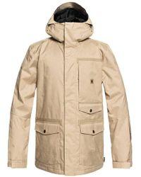 DC Shoes - Servo Snow Jacket - Lyst