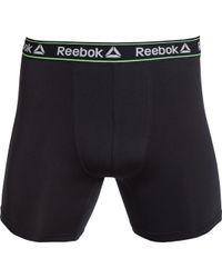 Reebok - Performance Sport Soft 6'' Boxer Briefs - Lyst