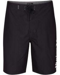 Hurley - Phantom One & Only Board Shorts - Lyst