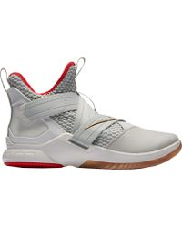 cbe84363abf9 Nike - Zoom Lebron Soldier Xii Basketball Shoes - Lyst