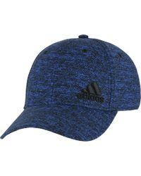 adidas - Release Plus Stretch Fit Hat - Lyst