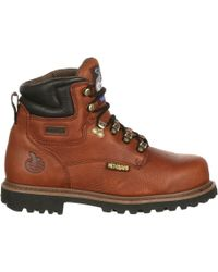 c623a212be75 Georgia Boots - Georgia Boot Hammer Internal Metatarsal Eh Steel Toe Work  Boots - Lyst
