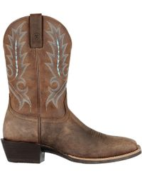 Ariat - Sport Outfitter Western Boots - Lyst