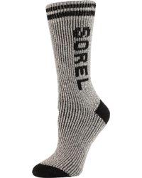 Sorel - Two-tone Crew Socks - Lyst