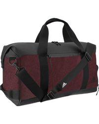 66f4262ede1b Lyst - Adidas Sport Id Duffle Bag in Black for Men