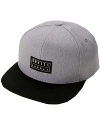 4a74138517ab5d O'neill Sportswear - Splits Lopro Snapback Hat - Lyst