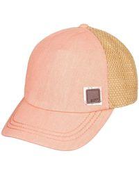 Roxy - Incognito Trucker Hat - Lyst