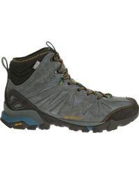 Merrell - Capra Mid Waterproof Hiking Shoes - Lyst