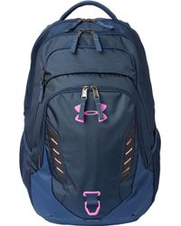 Lyst - Under Armour Ua Hustle 3.0 Backpack in Black dcc42384d9061