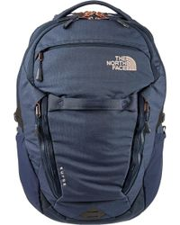 The North Face - Surge Luxe Backpack - Lyst