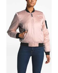 The North Face - Arstol Bomber Jacket - Lyst