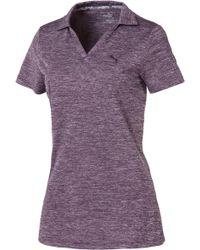cc3bdec344d9b4 Lyst - PUMA Tie Dye Golf Polo Shirt