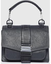 c48b86d5cad6 DIESEL - Cross Body Bag With Mismatched Hardware - Lyst