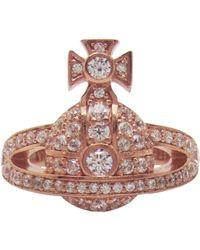 Vivienne Westwood - Mini Orb Ring - Lyst