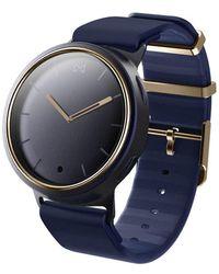 Misfit - Phase Silicone-strap Hybrid Smart Watch - Lyst