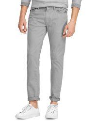 Polo Ralph Lauren - Slim Straight Varick Pants - Lyst