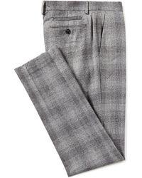 Murano - Evan Extra Slim-fit Plaid Suit Separate Pants - Lyst