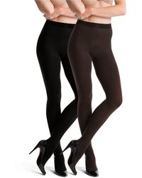 Spanx - Tight End Reversible Tights - Lyst