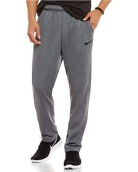 Nike - Big & Tall Dry Fleece Training Pants - Lyst